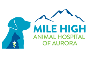 Mile High Animal Hospital Logo